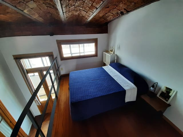 Apartment in San Telmo: comfort and style