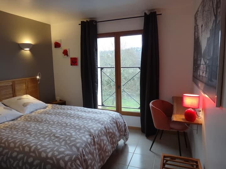 Chambres d'hôtes Le Pygargue 4 ,B&B à Sarlat