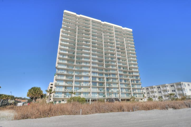 4 Bedroom Oceanfront Condo Condominiums For Rent In North Myrtle Beach South Carolina
