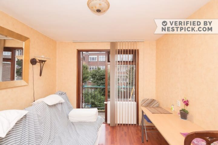 Beautifull room in 3-storeyed house - Lahey - Oda + Kahvaltı