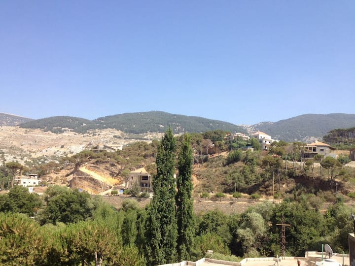 "Barouk Chouf ""The View"""