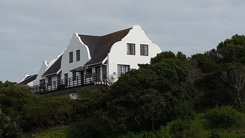 Large Cape Dutch Family Home