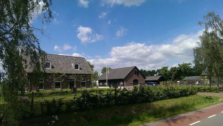Nergena Bennekom 5 min van WUR/Friesland Campina