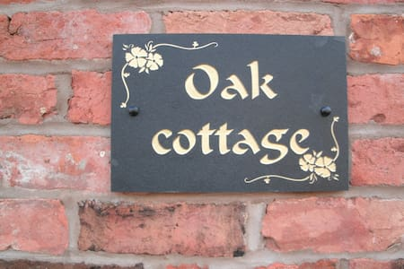 Oak Cottage, comfort, mod cons and relaxation.
