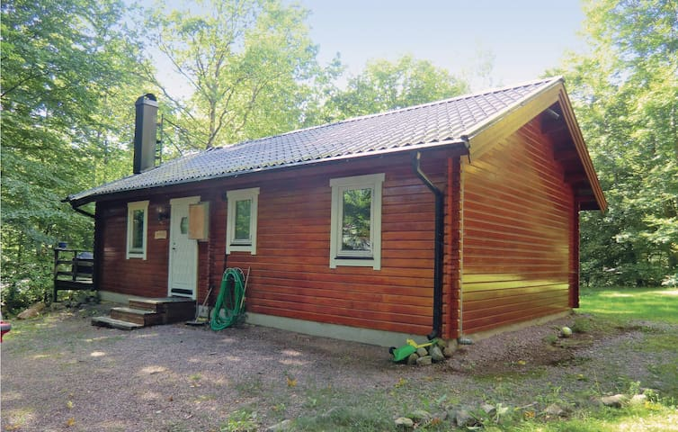 Holiday cottage with 3 bedrooms on 70m² in Hörby