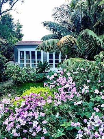 Caravan Serai Cottage - available self-isolation