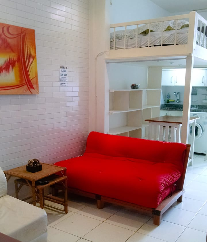 Great Flat cozy & well furnished