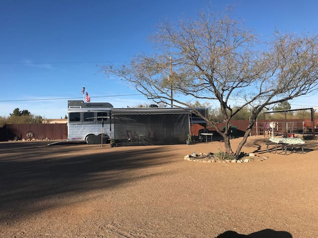 40% Off RV Site Available @ Rusted Fence Ranch