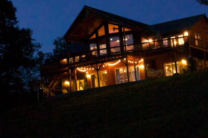 Off Season Hunting Lodge