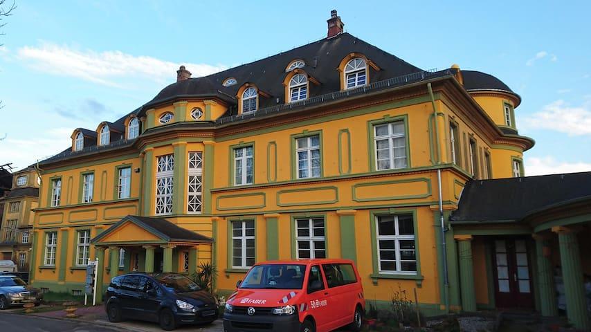 Ferienwohnung - Grube Amalienhöhe - Waldalgesheim - Appartement