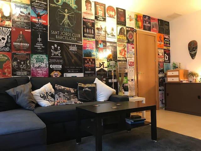 Rock&Roll apartment- BEST LOCATIONRr¡