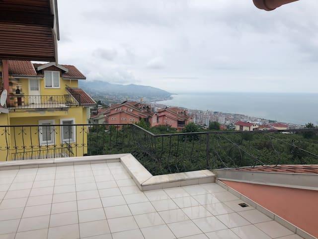 Sera Lake Villa Trabzon / Yıldızlı