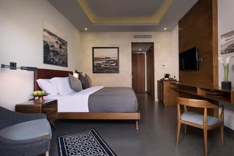 A Superior Room in Sanur