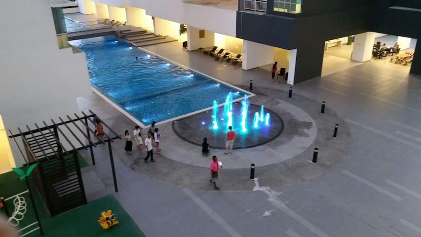 3Room Apt Homestay @ Capital City Mall Johor Bahru