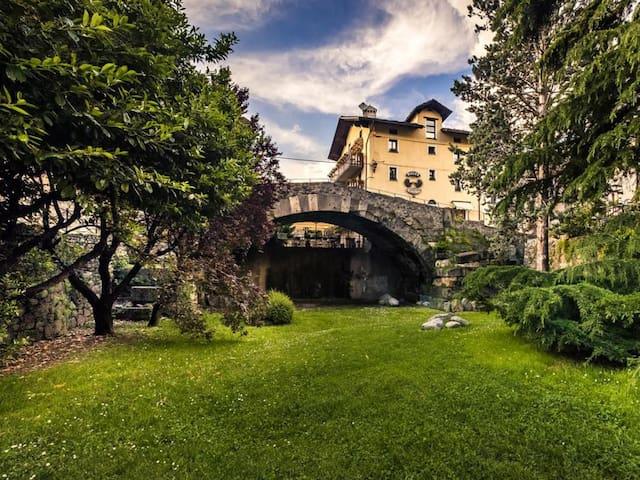 Bellissimo appartamento Aosta centro