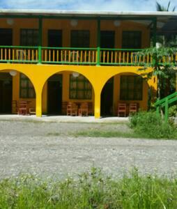 Cabinas Manzanillo caribe sur cr - Manzanillo