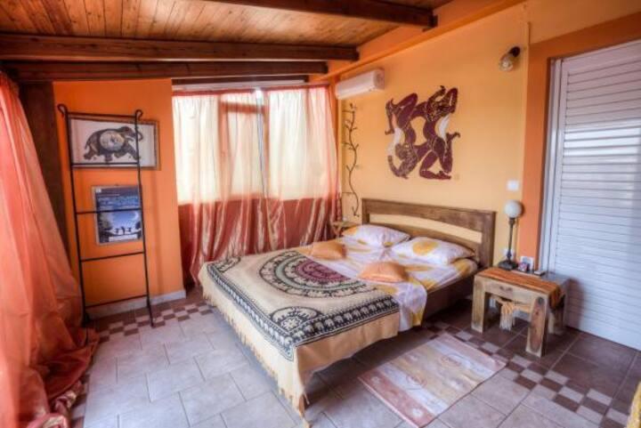 """Casa di Luce"" stanza privata ""Aria"""