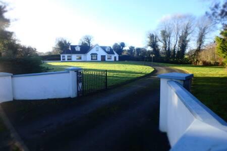 5 Bed Garrykennedy House - Nenagh