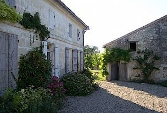 Fabulous French family holiday home - Saint-Ciers-du-Taillon - Casa