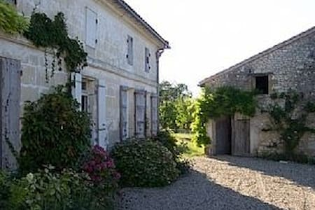Fabulous French family holiday home - Saint-Ciers-du-Taillon - Talo
