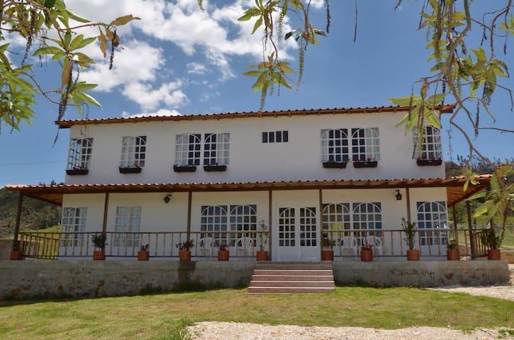 Hermosa y comoda casa linda vista - Paipa - Casa