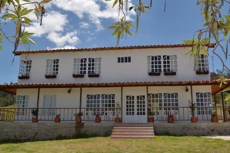 Hermosa y comoda casa linda vista - Paipa