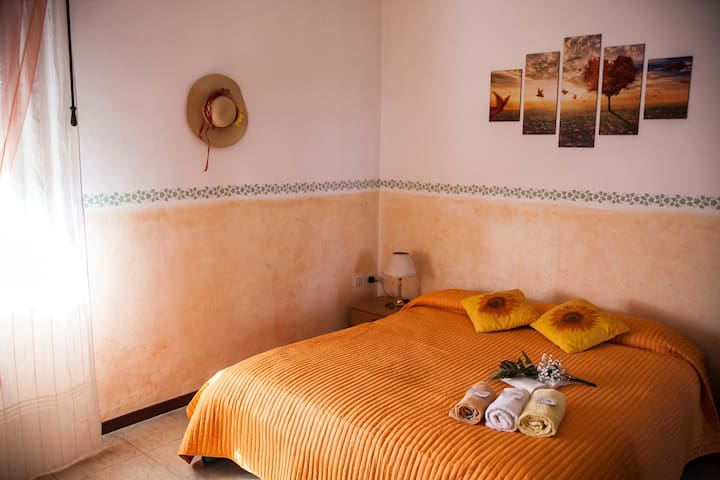 THE TRIPLE ROOM FOR FAMILY AND FRIENDS NEAR VENICE - Mira - Bed & Breakfast