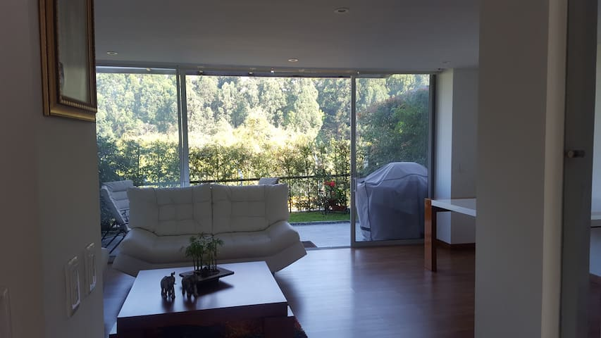 COMFORTABLE - QUIET HOUSE SURROUNDED BY MOUNTAINS - Manizales - House