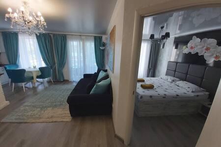 Апартаменты класса люкс в центре Новой Каховки