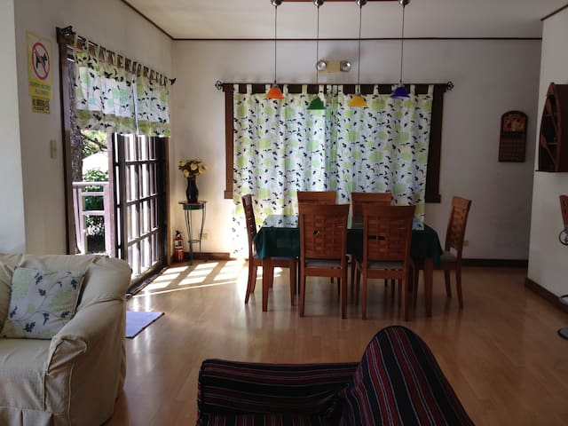 Charming Cottage Inside Camp John Hay P7900, - PH - Haus