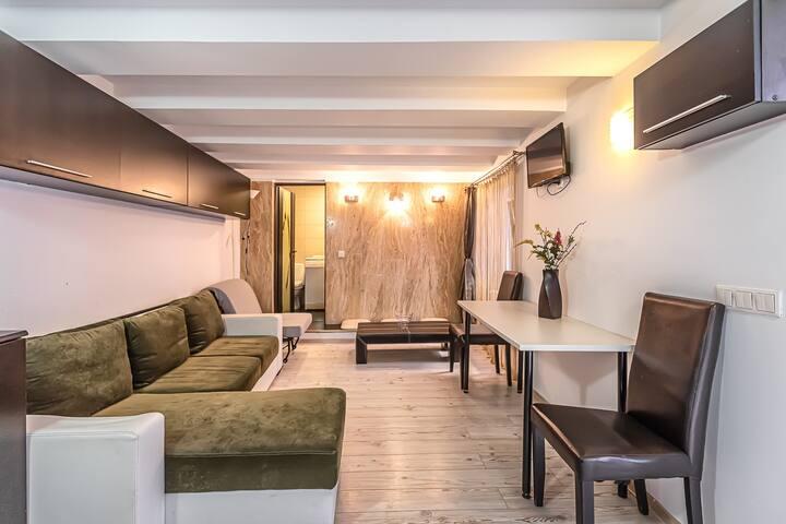 Modern Apartment in Piata Sfatului