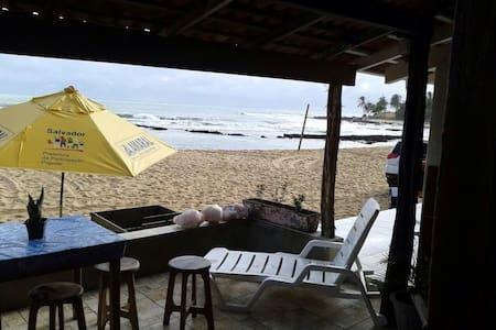 Pequeno resort à beira-mar - Baía Formosa - Dům