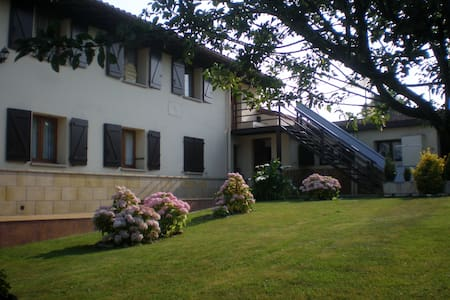 Top 20 b b et chambres d 39 h tes hendaye airbnb hendaye for Chambre hote hendaye