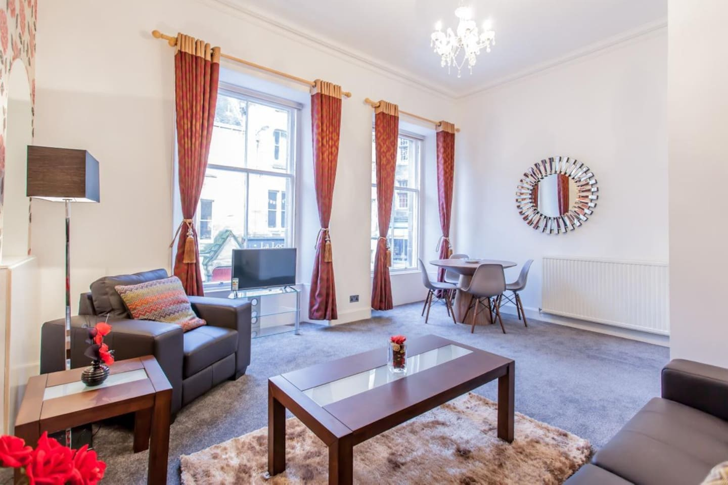 Large well appointed Double Room