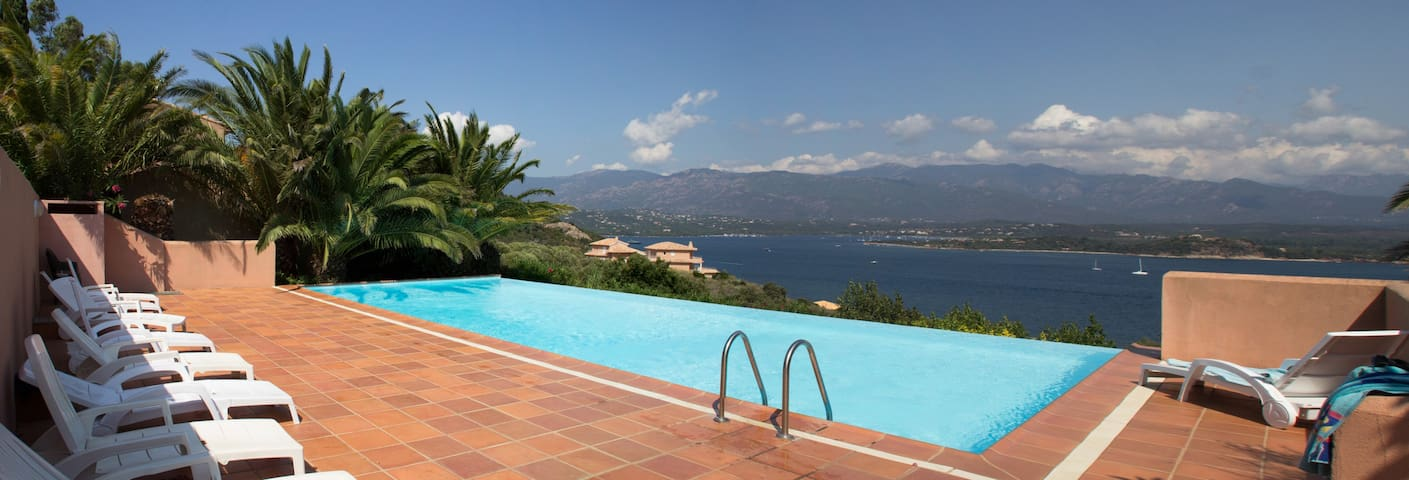 Most beautiful view Panoramic Sea Porto Vecchio - Porto-Vecchio - Villa