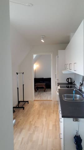 Apartment in Hunderupvej, Odense C - Odense - Appartement
