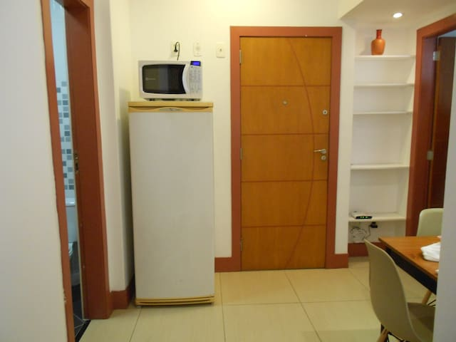 Copacabana 505 | Wi-fi | TV | 1 bedroom | 2 pax