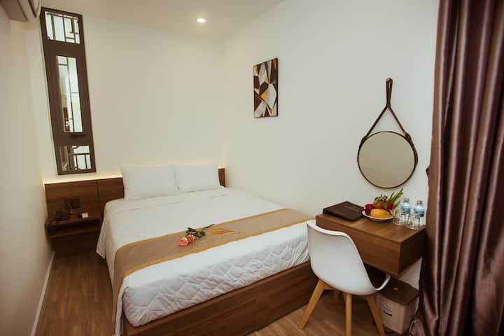 Lee Charming NhaTrang/the double beautiful room 32