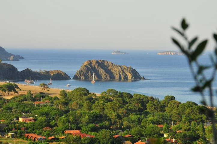 Ferienwohnungen am Mittelmeer - Kemer - Pis
