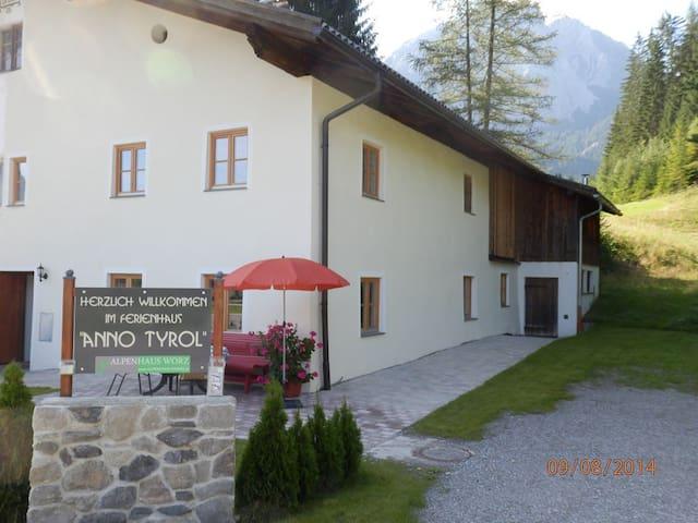 Alpenhaus Wörz