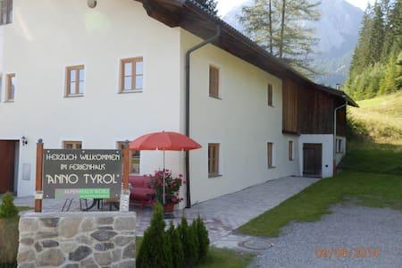 Alpenhaus Wörz - Biberwier
