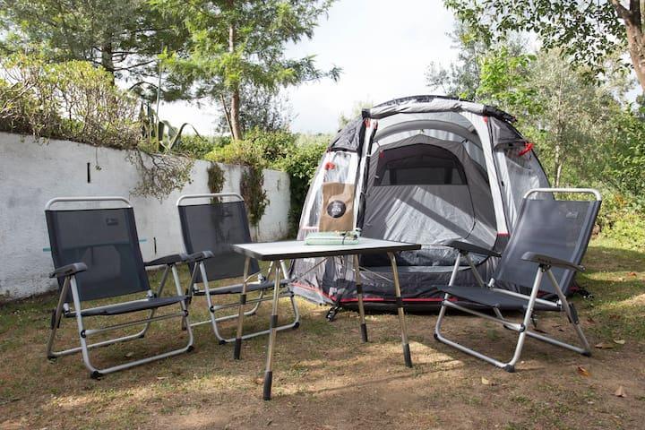 2-person Set of Camping Gear (Standard) - Pelinos