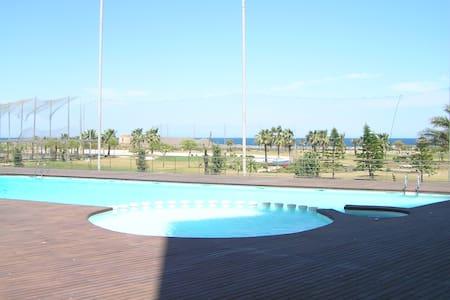Apartamento para 6 con inmejorables vistas al mar!