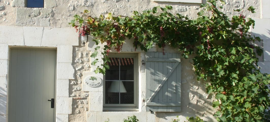 Le Catalpa, cosy cottage sleeps 6, Aubeterre.