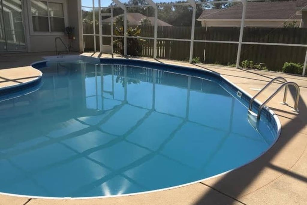 Pool access with WIFI
