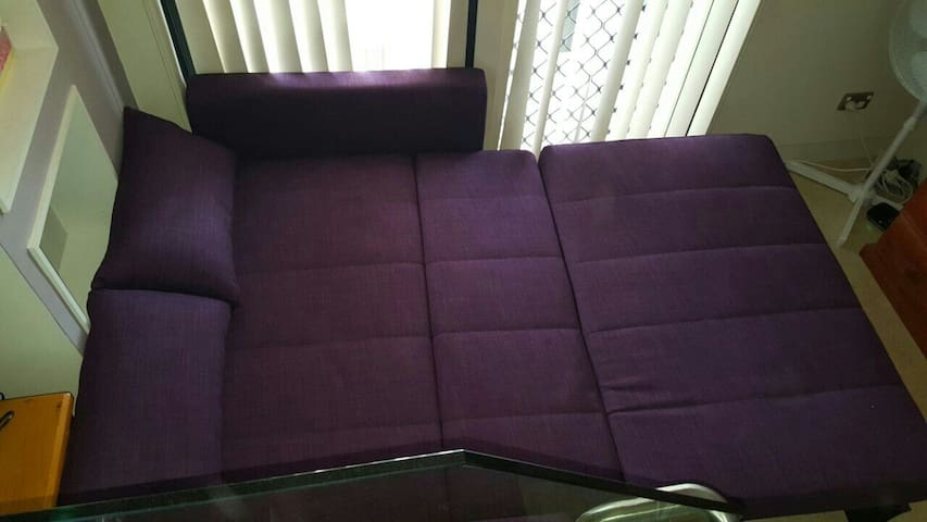 Backpackers Sofa Bed $35 - Liverpool - Rumah