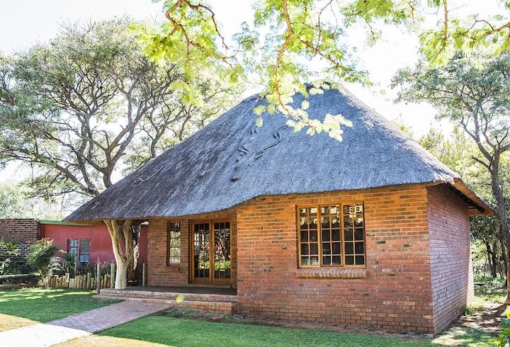 Cosy Bushveld Cottage Koedoe