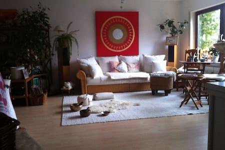 Couchsurfing mit Familienanschluss - Überlingen - ที่พักพร้อมอาหารเช้า