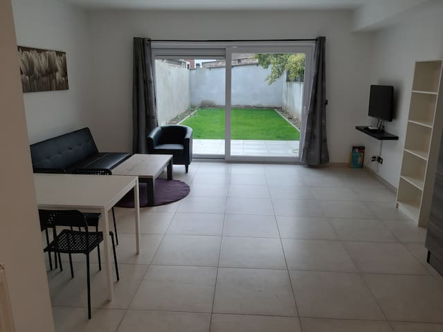 Ideally located New Appartement