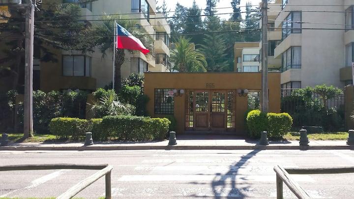 Habitación  privada en Jardín Alto, Reñaca, Viña.